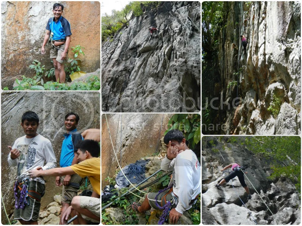 Spring Park Rock Climbing