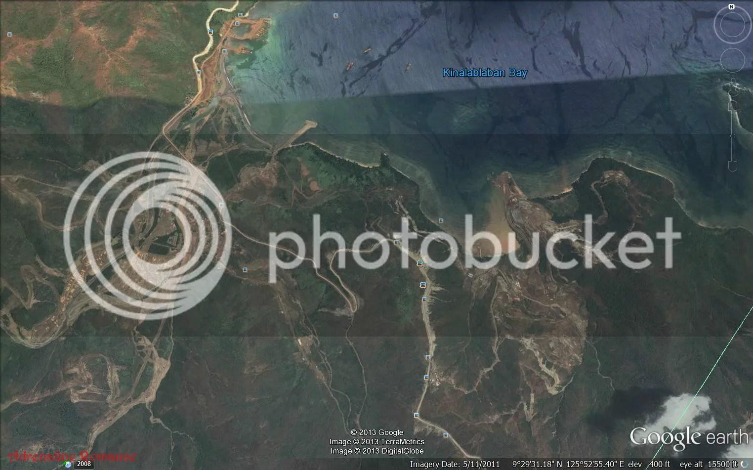 Mining in Surigao