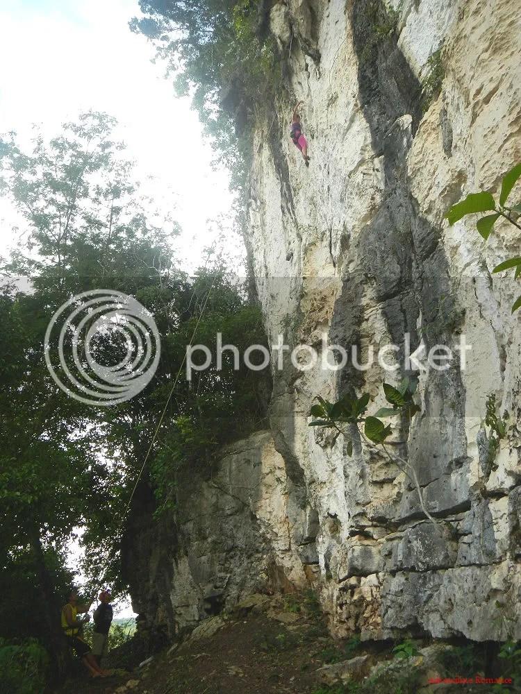 Kiokong Crag