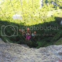 Vertical Bivouac at Kiokong White Rock Wall: An Extremely High Adventure (Part 2)