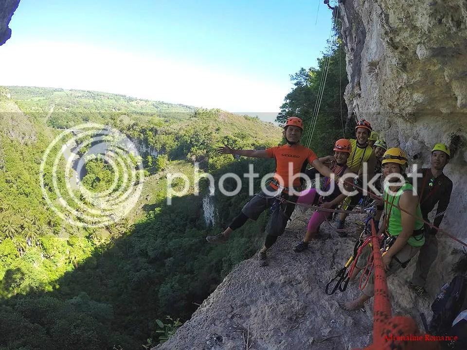 Vertical Bivouac at Kiokong White Rock Wall