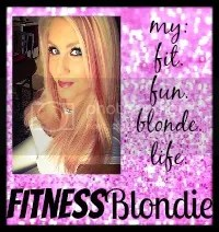 Liz @ Fitness Blondie
