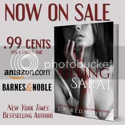 Killing Sarai on sale fo 99 cents