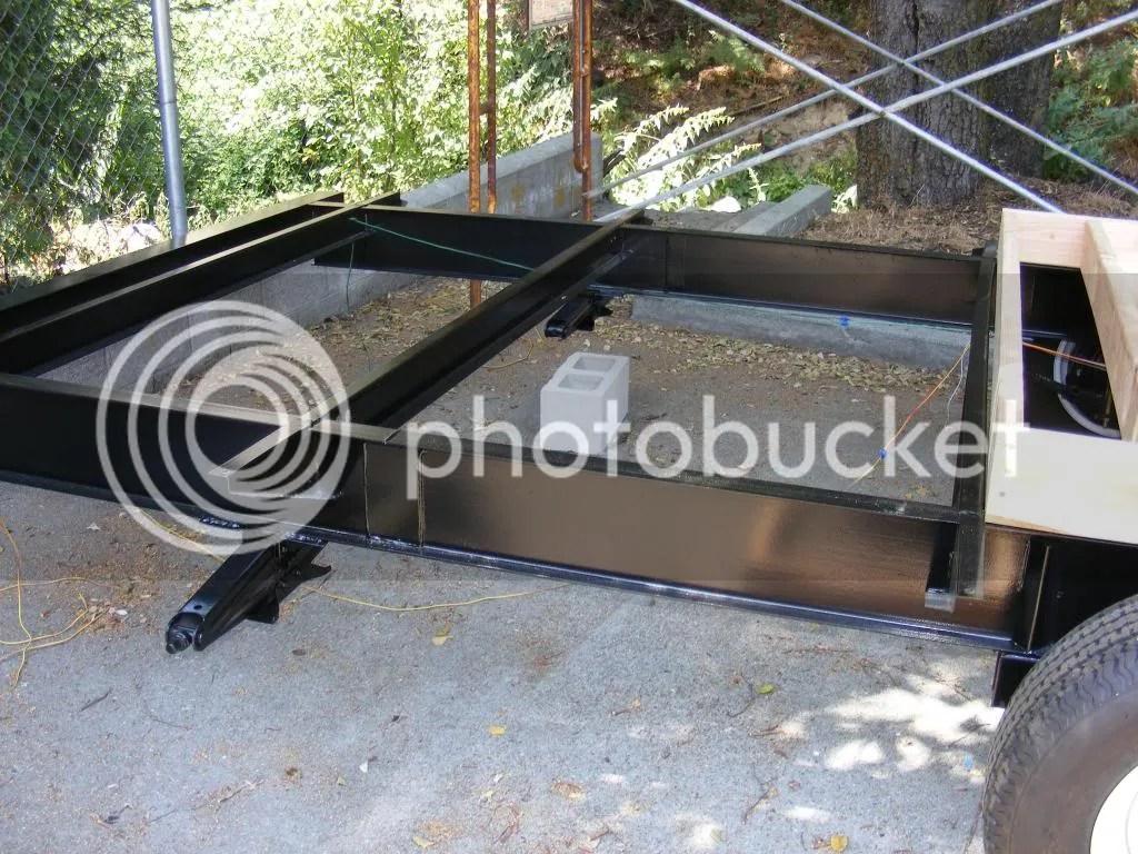 trailer bed 2