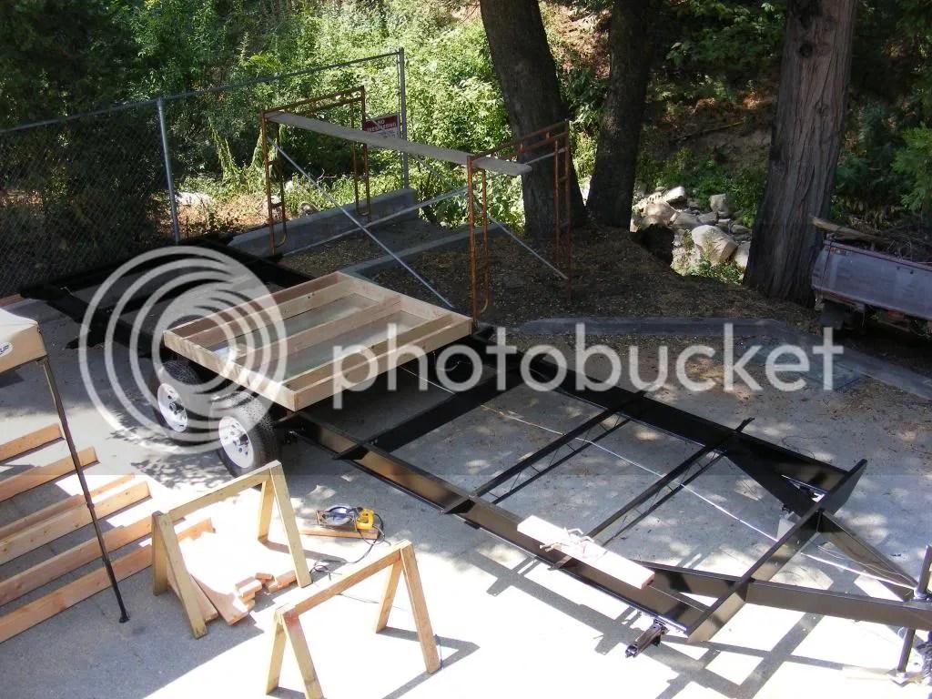 trailer bed 1