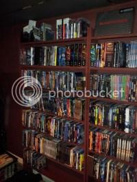DIY DVD Racks
