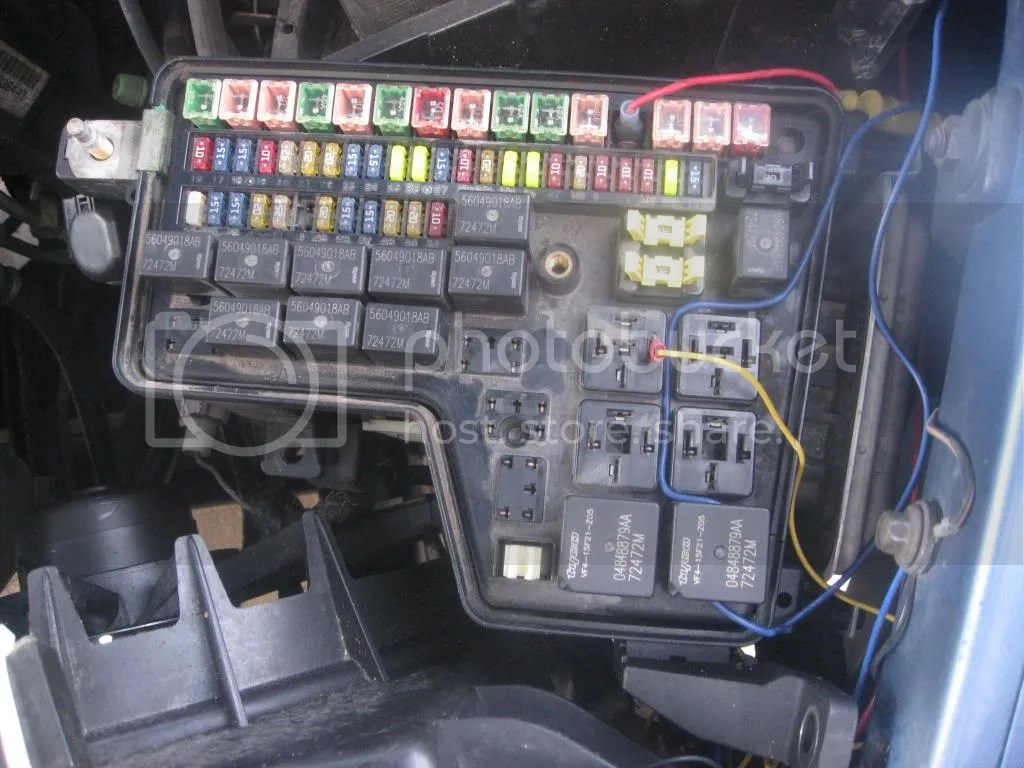 1996 Honda Accord Head Lights Wiring Diagram Front Control Module Fcm Page 8 Dodgeforum Com