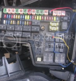 make sure that yor relay is working first off if it is you can run a single wire from one side of the relay into the cab put a toggle switch on  [ 1024 x 768 Pixel ]