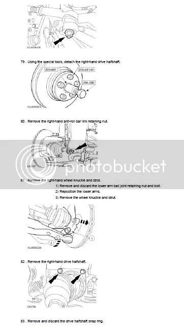 Jaguar X Type Workshop Service and Repair Manual 2001