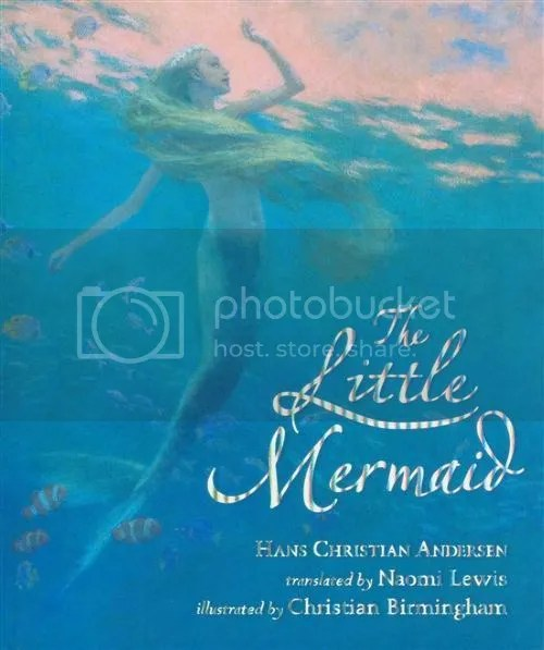The Little Human: How a Mermaid Lost Her Heart and Found It Again: A Middle-Grade Fantasy Inspired by Hans Christian Andersen's The Little Mermaid (Water Children, Book 1)
