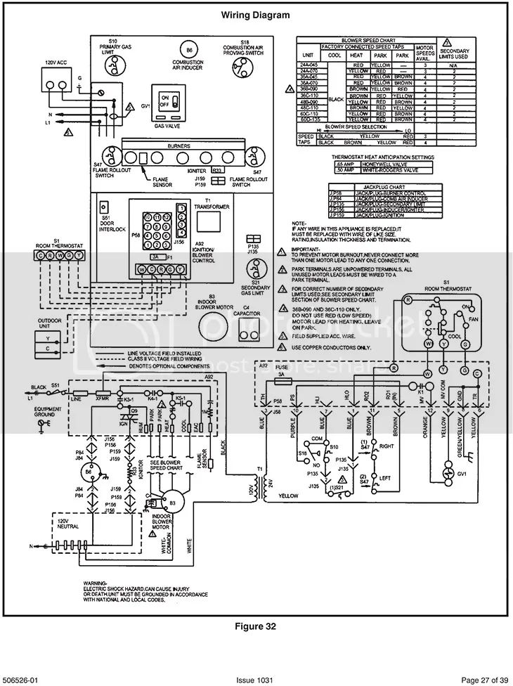 armstrong wiring diagram