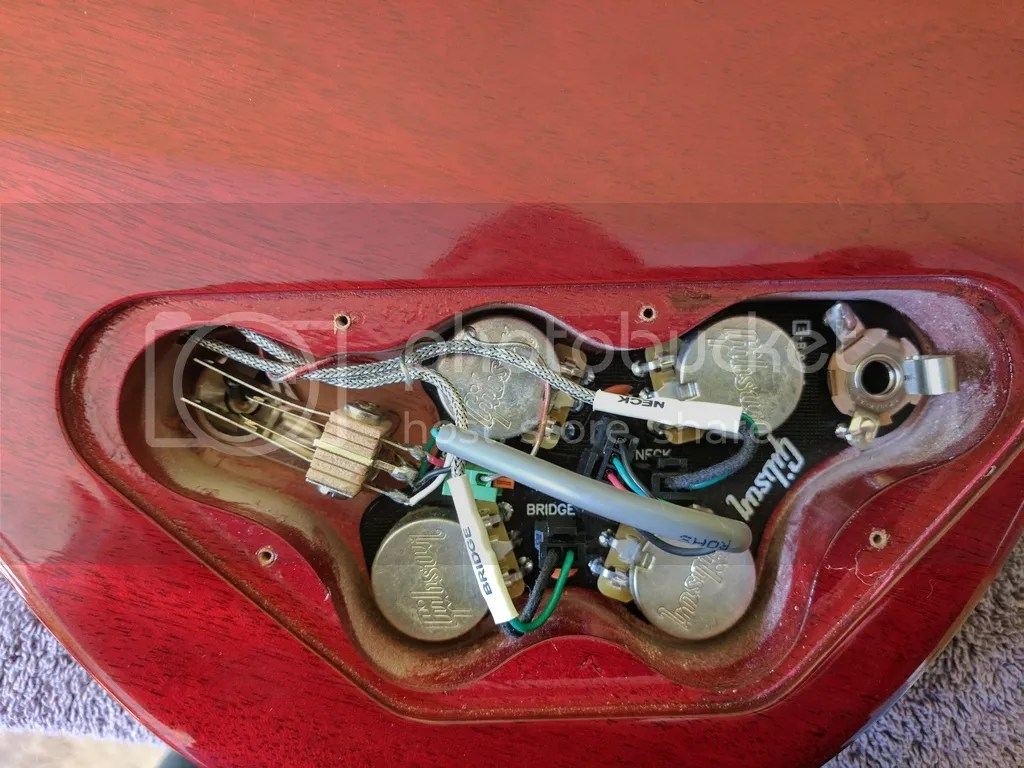 hight resolution of best gibson sg wiring harness