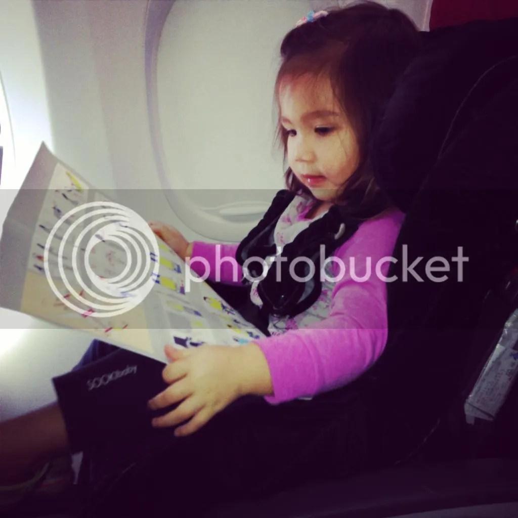 Child Car Seat Qantas