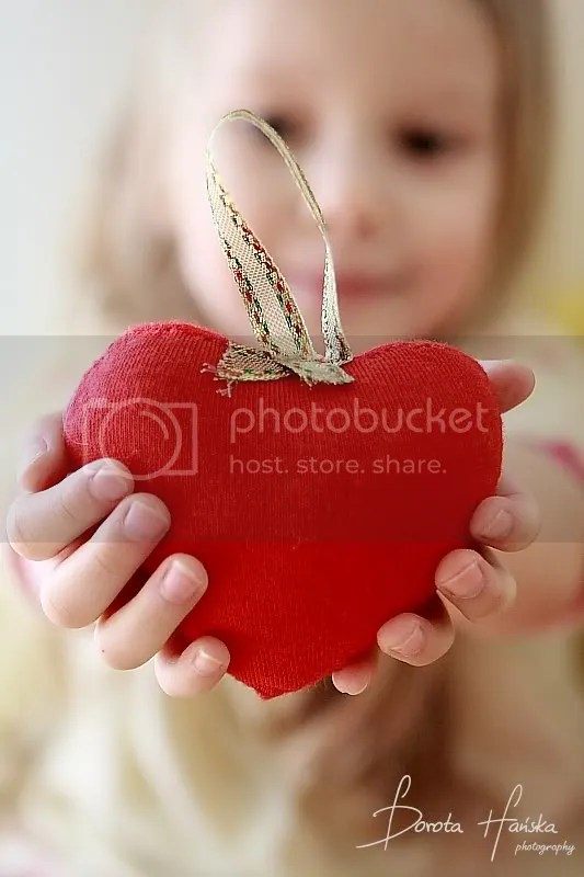 walentynki, serce