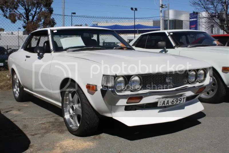 Toyota Celica with a 1J conversion