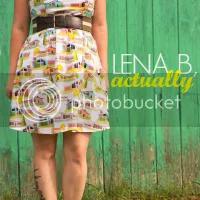 Lena B, Actually