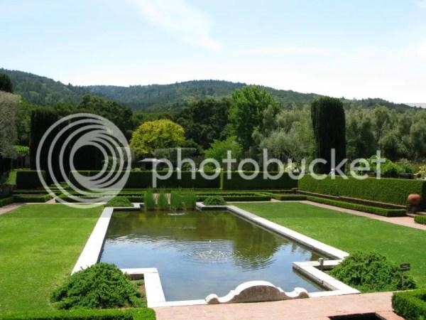 Filoli Pond