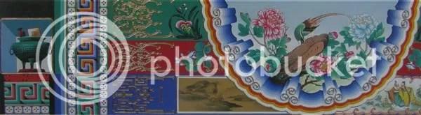 Summer Palace Mural 2