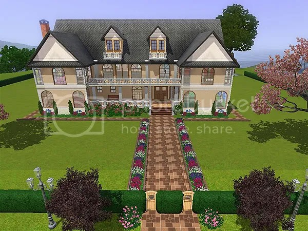 Show Off Your Legacy Home! — The Sims Forums