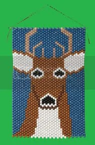 Deer Pattern from Kit