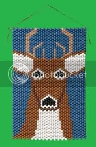 Deer Pattern from Kit