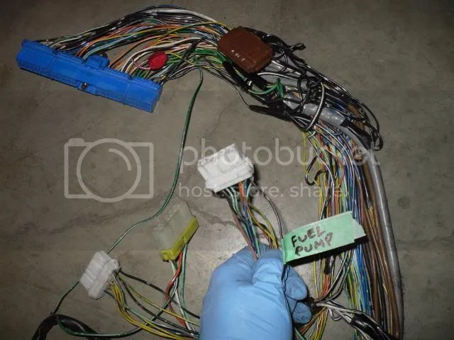 Light Switch Relay Wiring