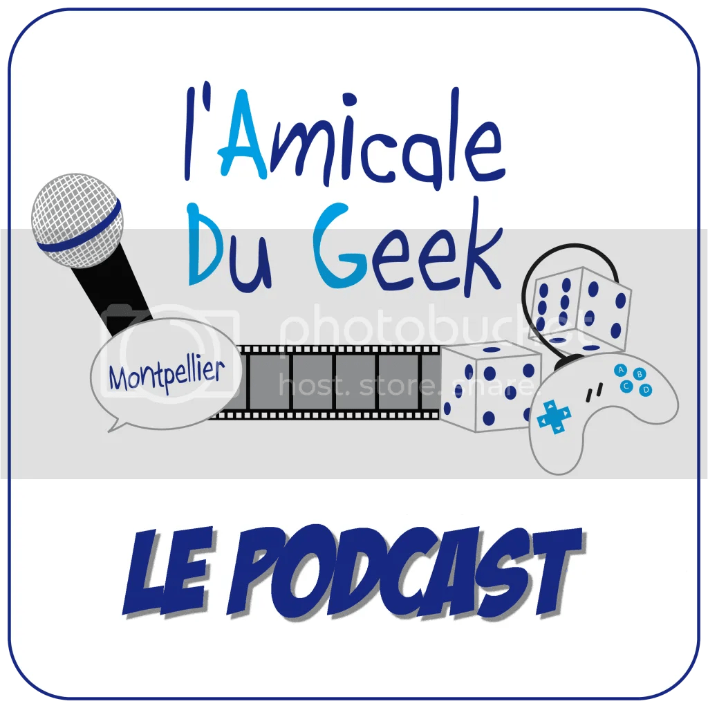 amicale du geek podcast