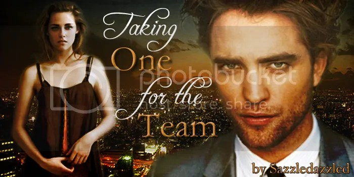 https://www.fanfiction.net/s/7129171/1/Taking-one-for-the-Team