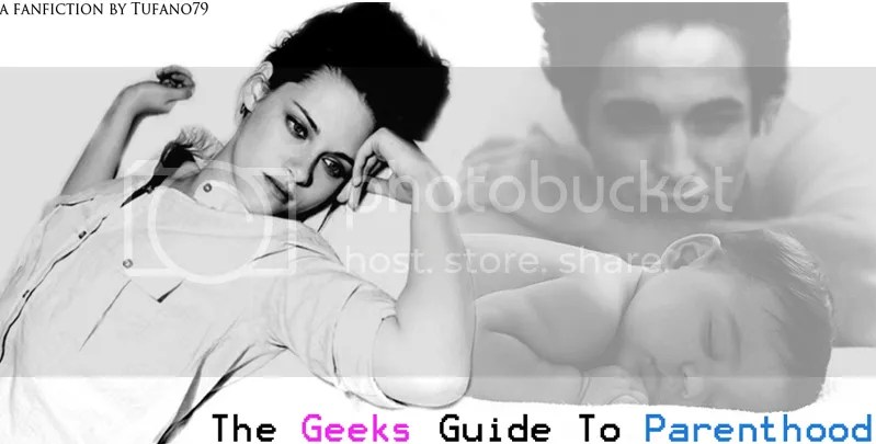 http://www.fanfiction.net/s/7294451/1/The-Geek-s-Guide-to-Parenthood