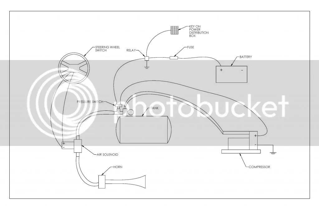 Harbor Freight Air Horn Wiring Diagram : 38 Wiring Diagram