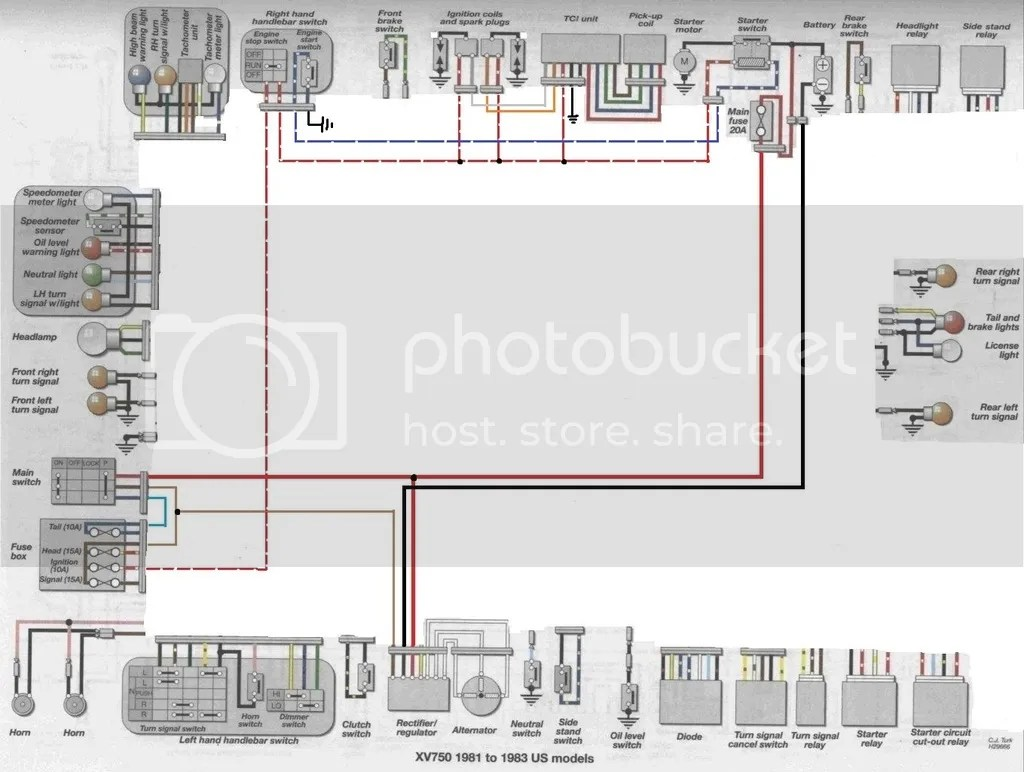 hight resolution of virago xv wiring diagram simple virago 920 wiring 89 virago wiring diagram simple yamaha virago 750