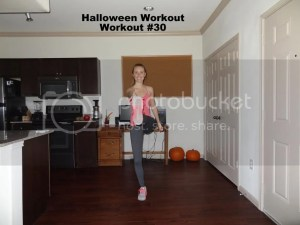 Workout #30 Halloween Workout
