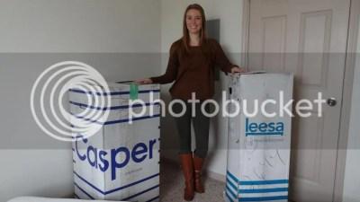 Casper vs Leesa Make A Decision Already