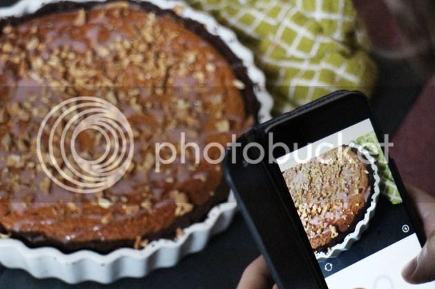 photo Peanut Butter Bakewell Tart 10_zpsusokyej1.jpg