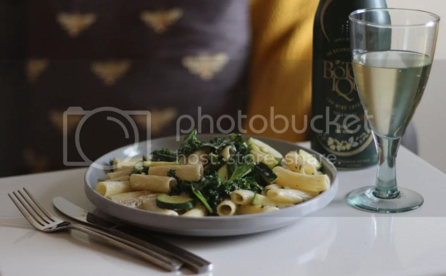 photo Green Vegetable Pasta with Lemon White Wine Sauce 2_zpsynlmk1na.jpg