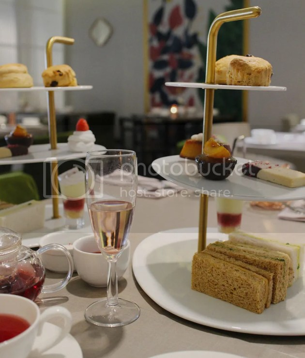 photo Cafe Forty One Vegan Afternoon Tea  4_zps1yxzrnnc.jpg