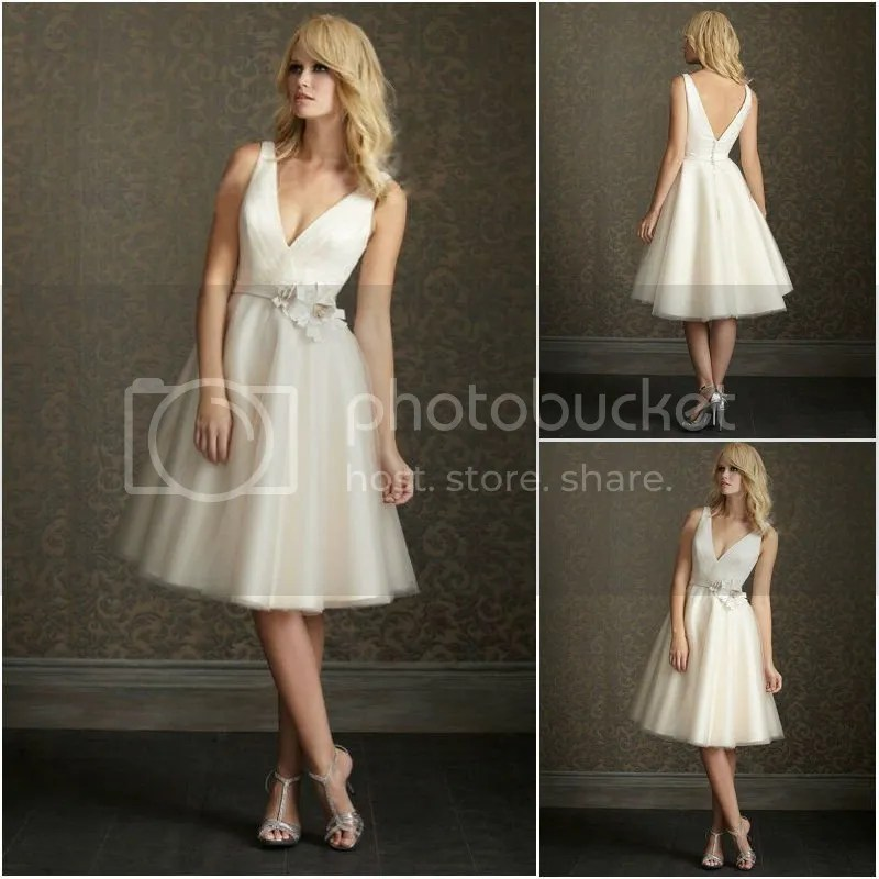 photo WS016_Plunging_V_neckline_spaghetti_strap_tea_length_sexy_short_wedding_dress_zps147fef96.jpg