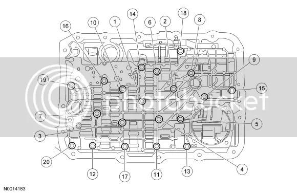 Ford Explorer 5R55S Harsh Reverse & P0741 TCC Performance