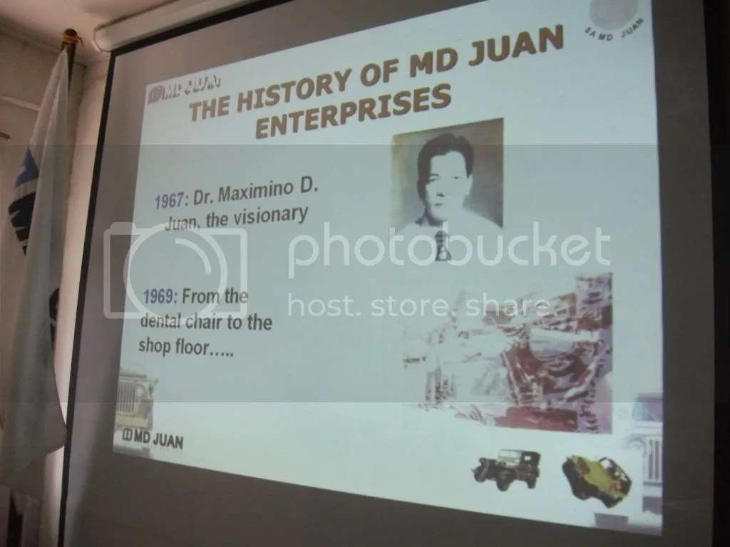 MD Juan Enterprises: A Heritage of the Philippines and the