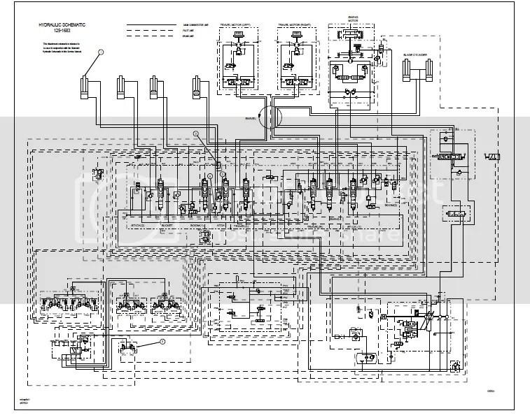 Cat 315c Hydraulic Schematics, Cat, Free Engine Image For