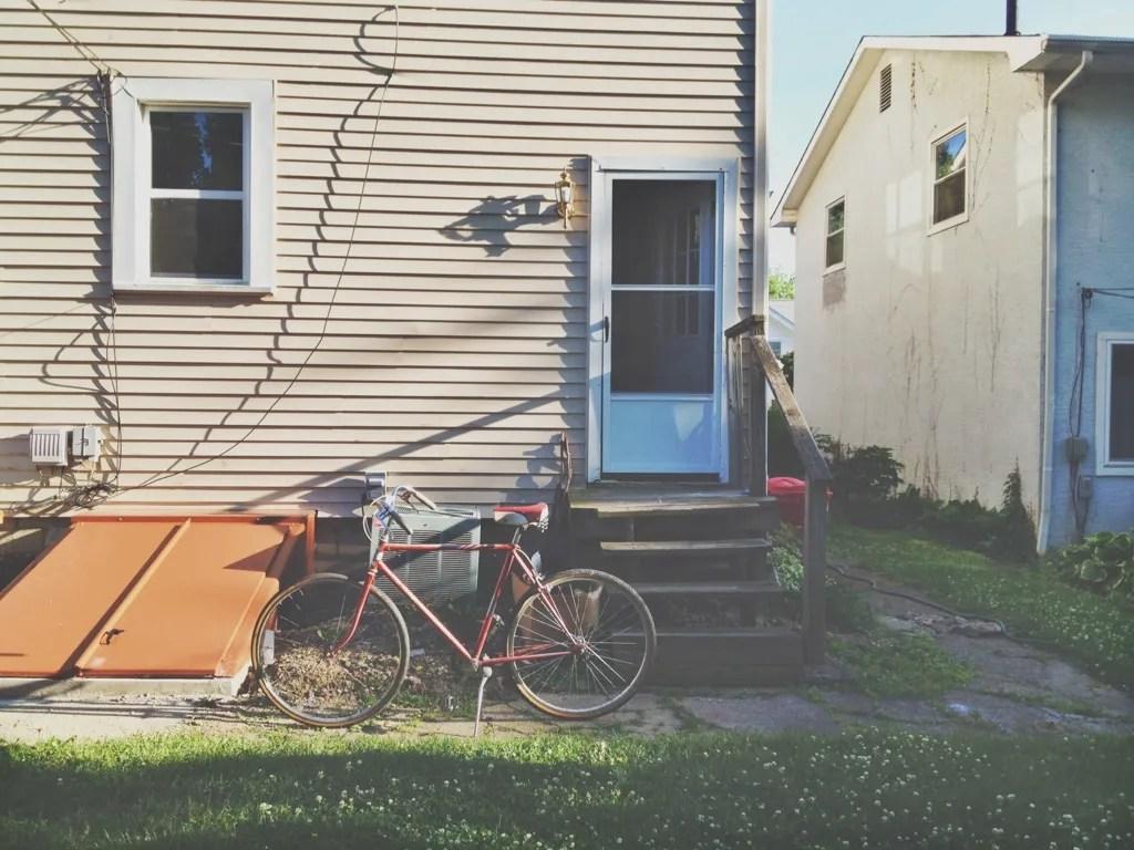 mike bike