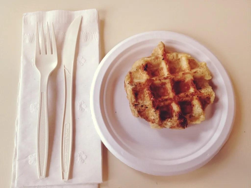 Taste of Belgium Waffle