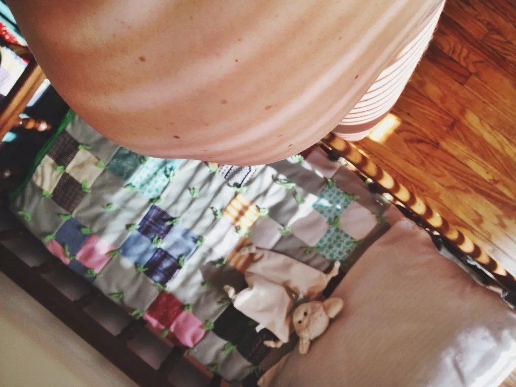 bump day pregnancy photo series