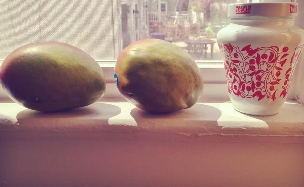 mango sill
