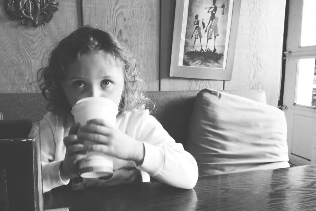 darla coffee date