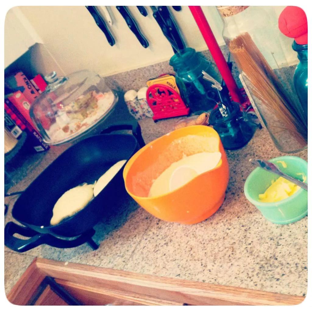 pancake round