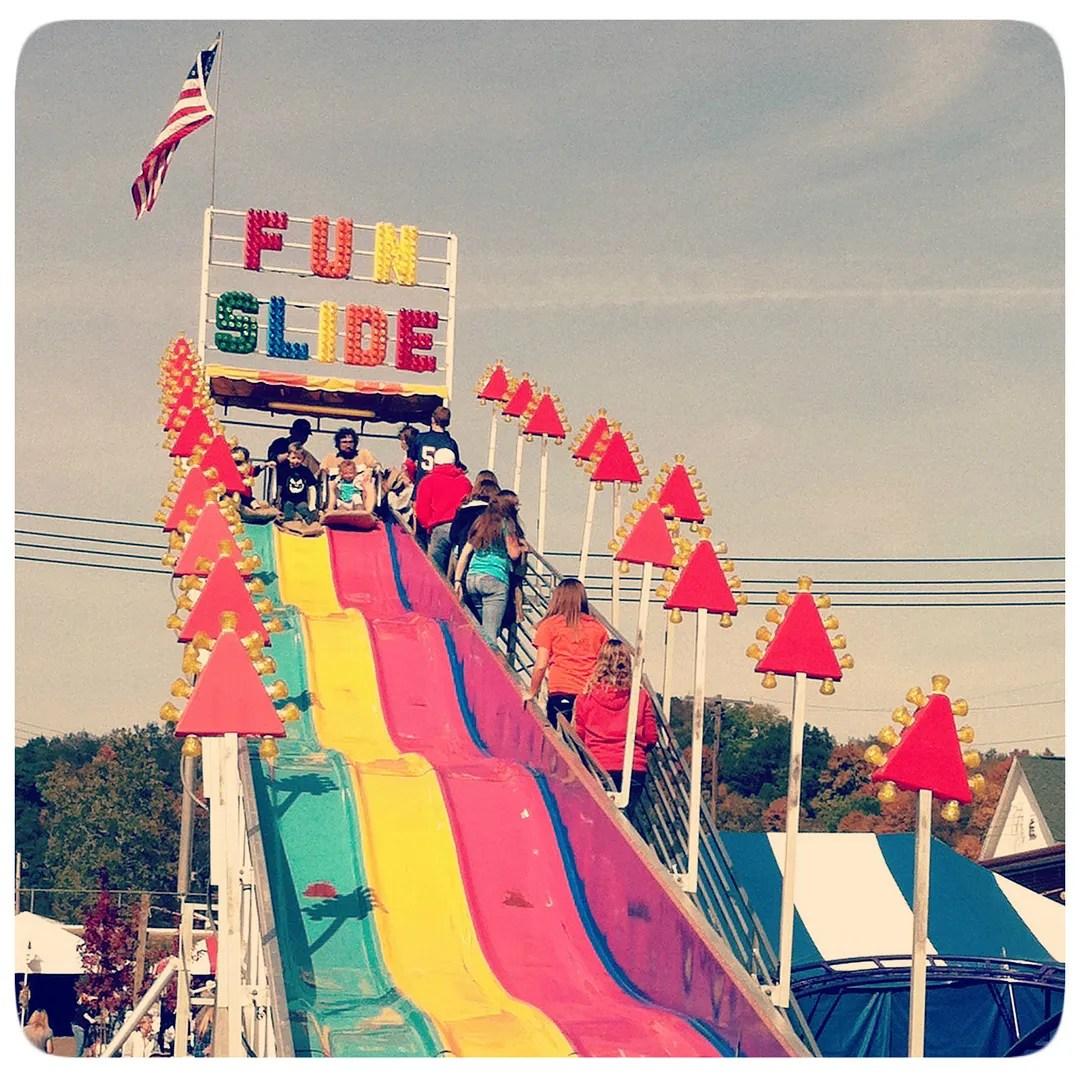 slide start round