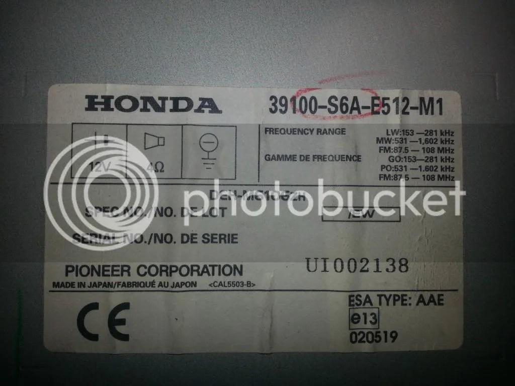 Acura Radio Wiring Diagram Free Honda Radio Codes Autos 3 Nigeria