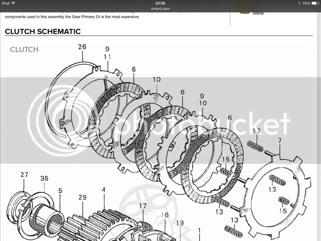 C90zz Clutch Diagram