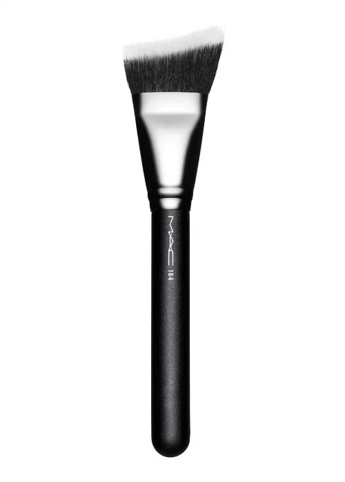 Newsflash: MAC All The Right Angles Contour Collectie photo 164 Duo Fibre Curved Sculpting Brush_zps92drxcub.jpg